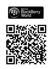 Mailing qr code BlackBerry